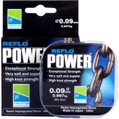 Preston Reflo Power - 0.11Mm