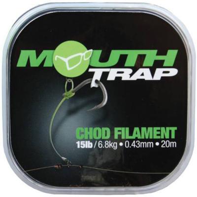 Korda MouthTrap - 20m 20lb - 0,47mm
