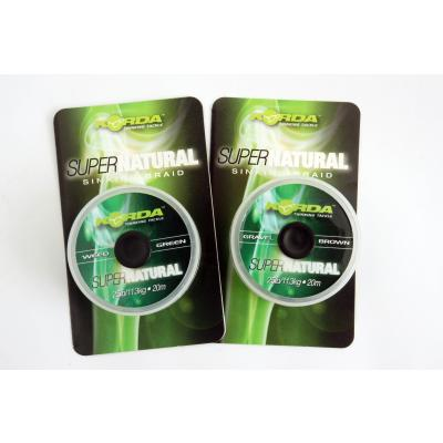 Korda Super Natural - Weedy Green -20m 25lb