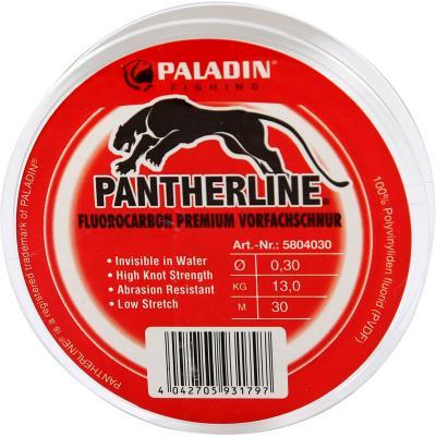 Paladin Fluoro Carbon Leader Line 30m 0,12mm