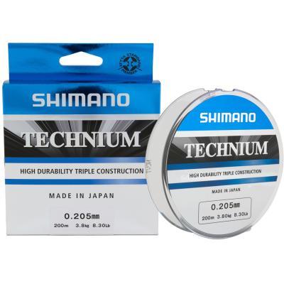 Shimano Technium 200M 0,255 mm