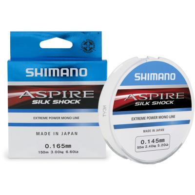 Shimano Aspire Silk Shock 150M 0,145Mm