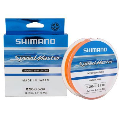 Shimano Speedmaster 10X15M 0,20-0,57mm