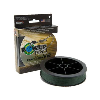 Power Pro Super 8 Slik V2 135M 0,28Mm 20Kg Moss Green