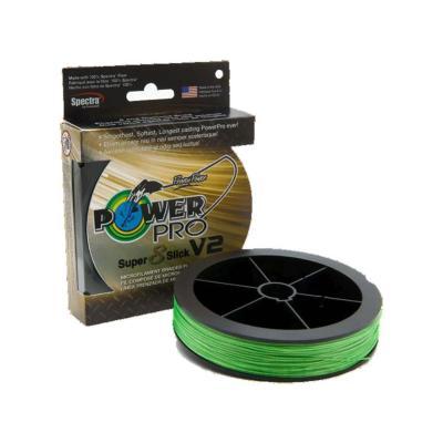 Power Pro Super 8 Slik V2 275M 0,36Mm 30Kg Aqua Green