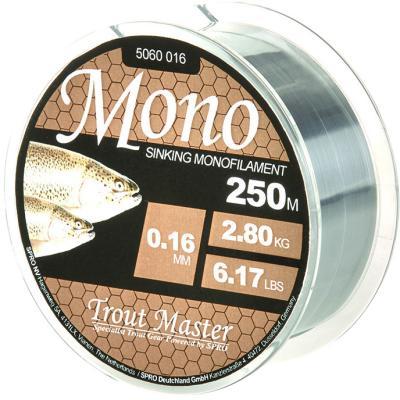 Spro Troutmaster Mono 0,18 / 3.50Kg 200M