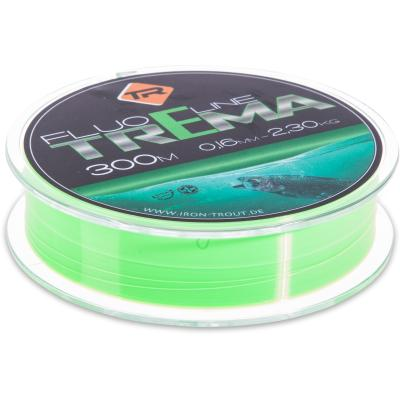 IRON TROUT Trema Line Green 0,18mm 300m