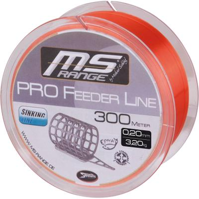 MS RANGE Pro Feeder Line 0,22mm 300m
