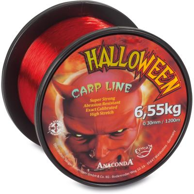 Anaconda Halloween Carp Line 1.200m/ 0,30mm