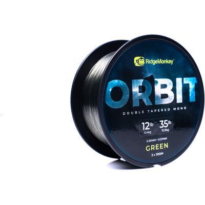 RidgeMonkey Orbit Double Tapered Mono 0,30-0,57mm