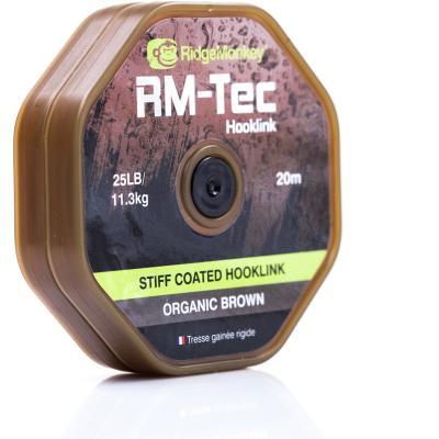RidgeMonkey Tec Stiff Coat.Hookl. 25lb Or / Br