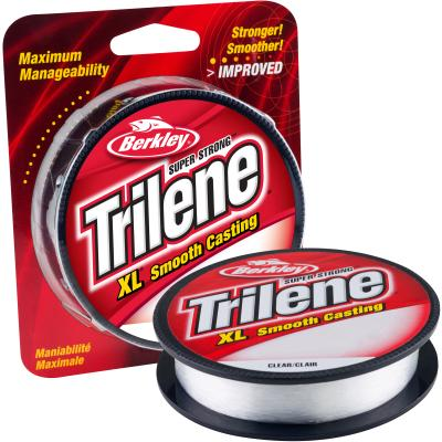 Berkley Trilene Xl 0.12Mm 100M Clear