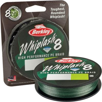 Berkley WHIPLASH 8 300M 0.16 GREEN