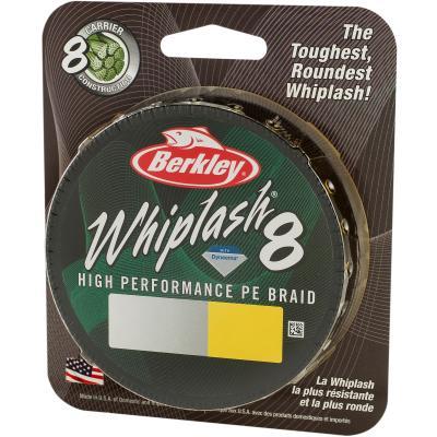 Berkley WHIPLASH 8 300M 0.25 YELLOW