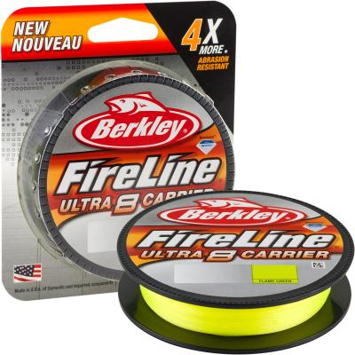 Berkley FIRELINE ULTRA 8 150M 0.12 FL GREEN