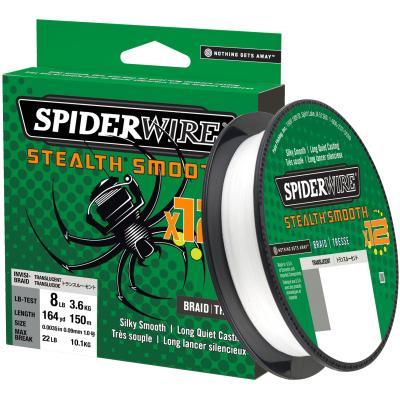 Spiderwire Stealth Smooth8 0.11mm 300M 10.3K translucent
