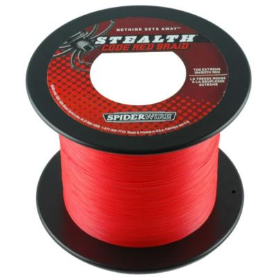 Spiderwire Stealth Smooth8 0.09mm 300M 7.5K code red