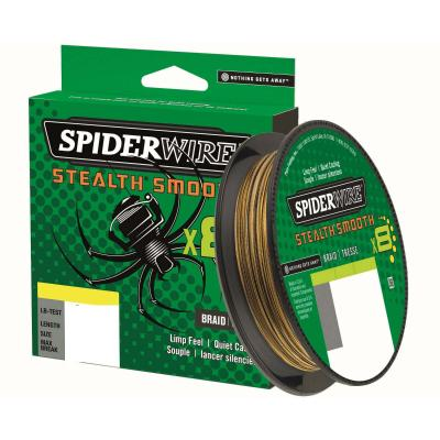 Spiderwire Stealth Smooth8 0.19mm 300M 18.0K CAMO