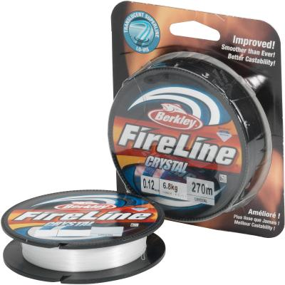 Berkley Fireline 270M 0.15MM Crystal