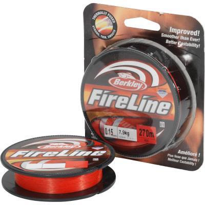 Berkley Fireline 110M 0.12MM red