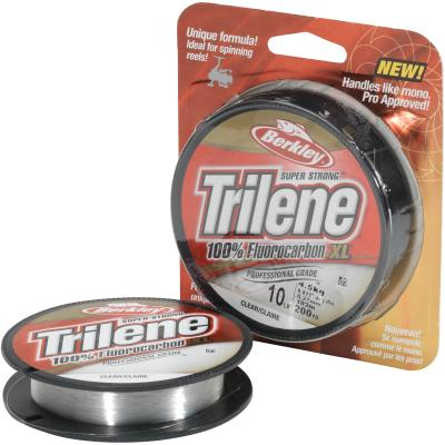 Berkley Trilene - 100% Fluorocarbon XL 200M 0.40MM