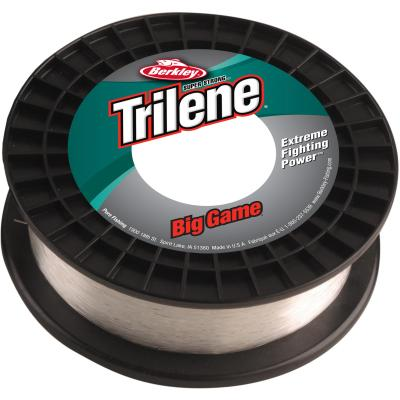 Berkley Trilene Big Game 80LB 0.75MM 600M CLR