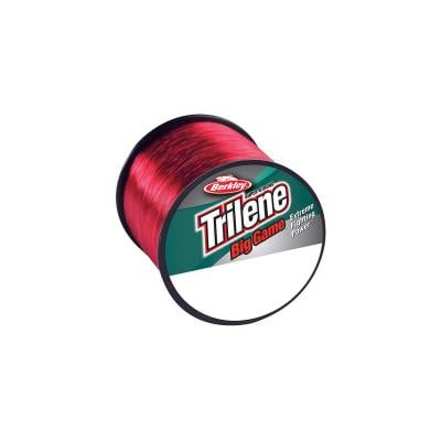 Berkley Trilene Big Game 17LB 0.33MM 1000M rot