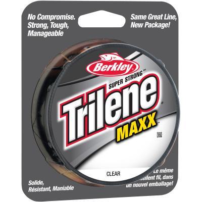 Berkley Trilene Maxx 0.50Mm 300M Clr