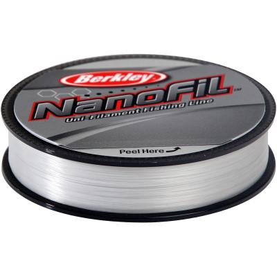 Berkley Nanofil 125m 0,25mm 17,027kg Clear