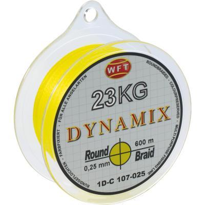 WFT Round Dynamix yellow 14 KG 150 m