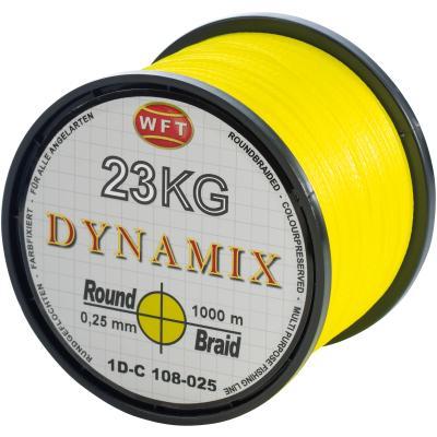 WFT Round Dynamix jaune 23 KG 1000 m