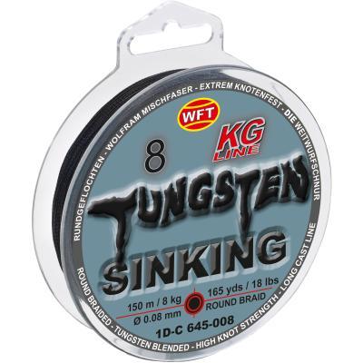 WFT Tungsten 150m 8KG 0,08