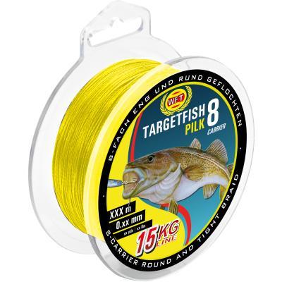WFT TF8 Pilk jaune 220m 16Kg 0,18