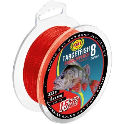 WFT TF8 perche rouge 150m 5Kg 0,08