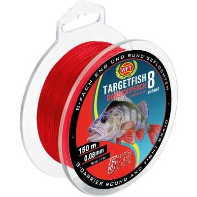 WFT TF8 perche rouge 150m 11Kg 0,12