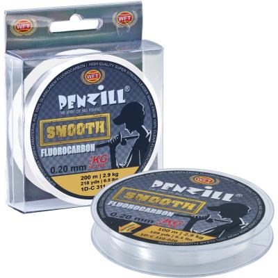 WFT Penzill Fluorocarbon Smooth 50m 0,40