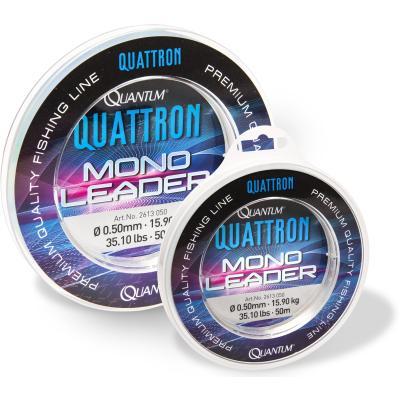 Quantum Quattron Mono leader material 40,00 kg, 0,80 mm