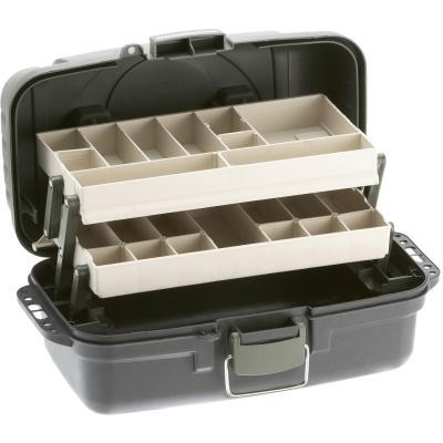 Cormoran equipment case model 10002 2ldg. 36x20x18.5cm