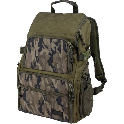 Spro Double Camou Back Pack