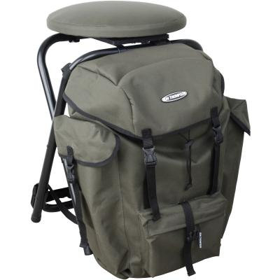Ron Thompson Heavy Duty Backpack Chair 360 degrees (34x32x51cm)