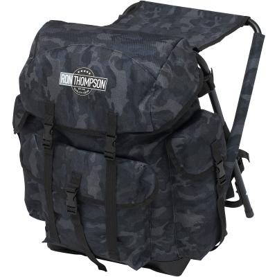 Ron Thomson Camo Backpack Chair 34x30x46cm