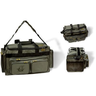 Carryall chat noir de combat 68 cm x 41 cm x 35 cm