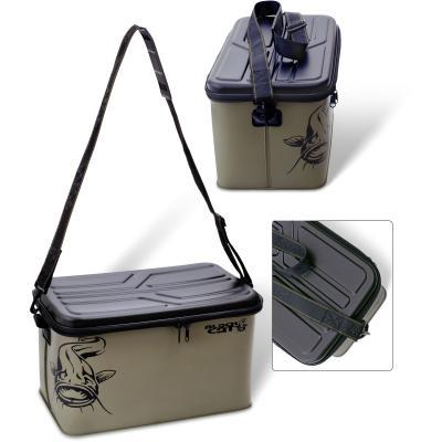 Boîte de transport Black Cat Flex Box 40cm x 24cm x 25cm