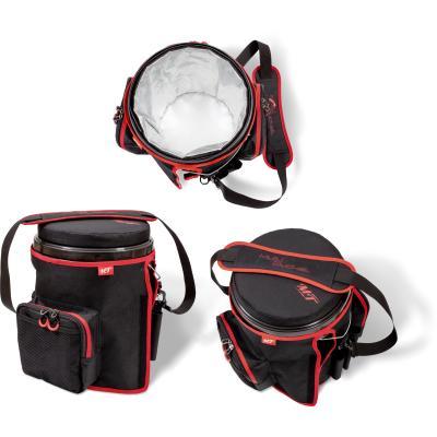 Magic Trout Multi-Bucket W: 46cm H: 66cm black / red