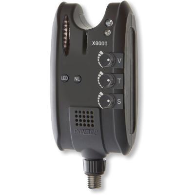 Cormoran Pro Carp F-8000 Funkbissanzeiger Set 3+1 Elektrische Bissanzeiger