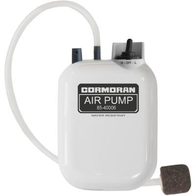 Cormoran aeration pump model 006