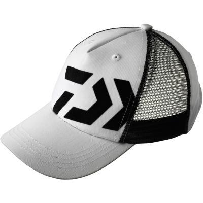 Daiwa D-Vec peaked cap white / black uni size
