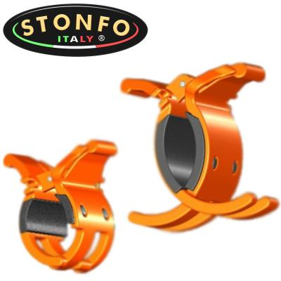 Stonfo Rutenclip Orange 2stk