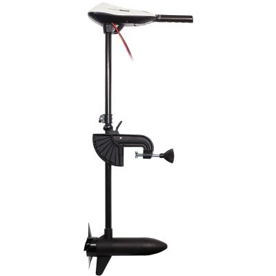 Fladen Marine white electric outboard 56Lbs