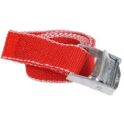 Courroie de tension FLADEN 1.0m rouge / blanc